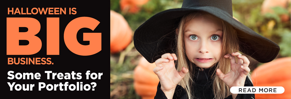 Halloween Is Big Business. Some Treats for Your Portfolio?