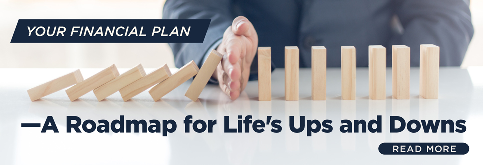 Your Financial Plan—A Roadmap for Life's Ups and Downs