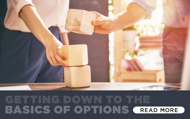 Getting Down to the Basics of Options