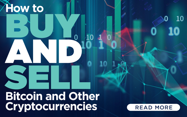 How to Buy & Sell Bitcoin and Other Cryptocurrencies