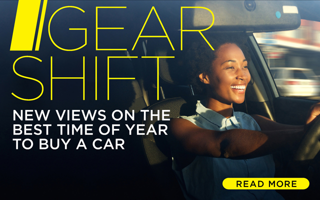 Gear Shift: New Views on the Best Time of Year to Buy a Car