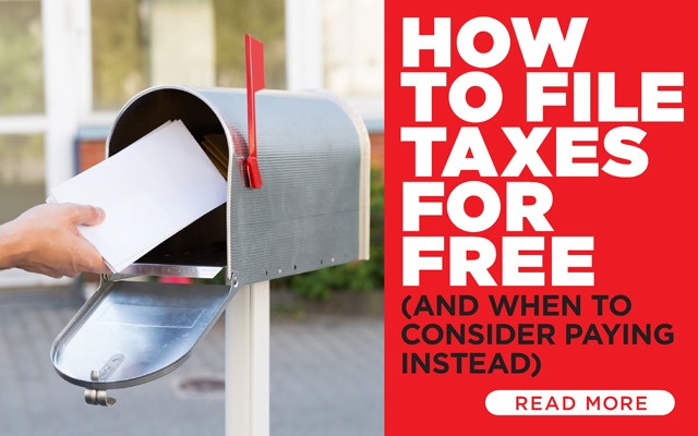 How to File Taxes for Free (and When to Consider Paying Instead)