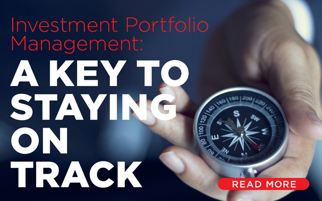 Investment Portfolio Management: A Key to Staying on Track