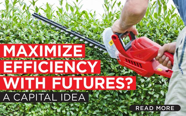 Maximize Efficiency with Futures? A Capital Idea