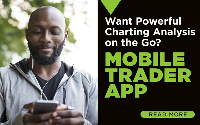 Want Powerful Charting Analysis on the Go? Mobile Trader App