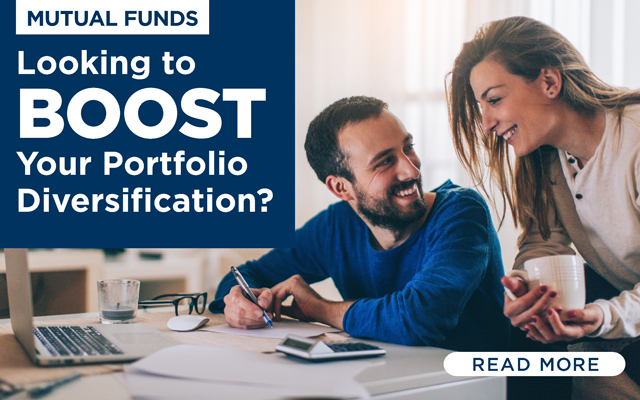 Mutual Funds: Looking to Boost Your Portfolio Diversification?