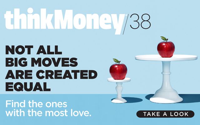 thinkMoney 38 // Not All Big Moves Are Created Equal