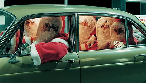 Do You Believe in Santa?