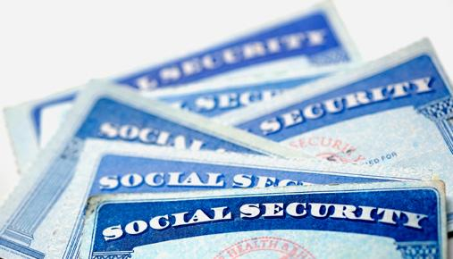 Social Security benefits, cost of living adjustment
