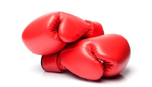 Boxing Gloves: Crude Oil Takes a Hit
