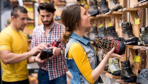 ETF Shopping: Comfort, Value, Style