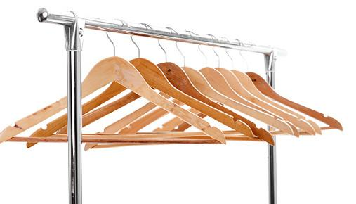 Empty Hangers - WMT, HD, M Earnings