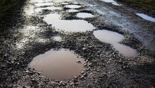 Pothole: Taxes near retirement