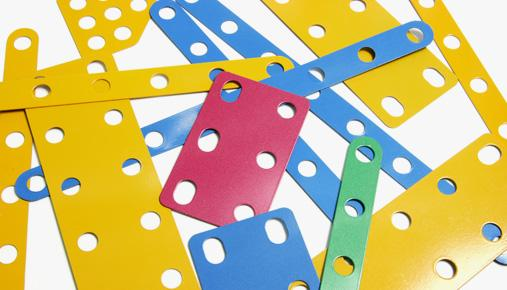 Colorful brackets: tax brackets for tax season