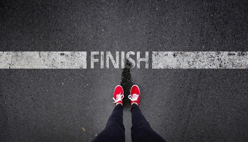 Finish line: Retirement financial and psychological strategies