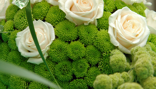 Luxury flowers for Mother's Day could be ordered online and delivered from your local florist