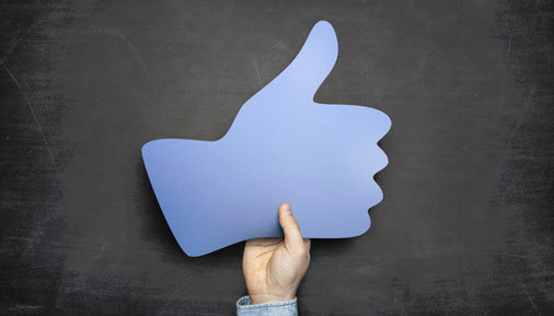 Earnings trend for Facebook, the social media giant.