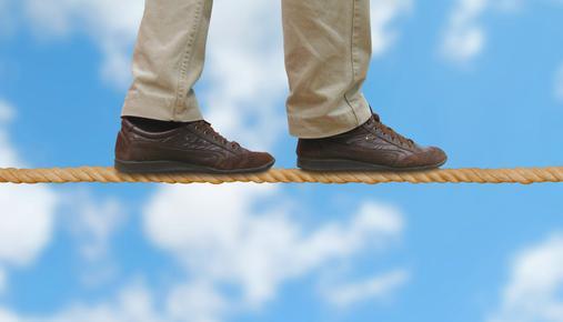 Tightrope Walk: 2018 Market Risks