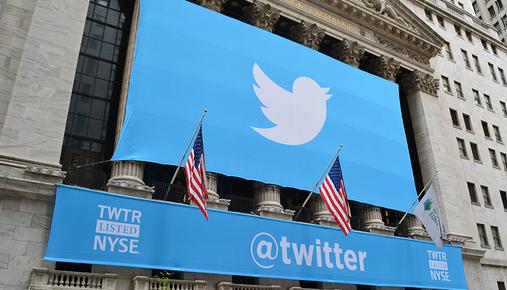 Twitter posts strongest growth in monthly users in a year