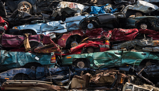 Crushed cars: Will the surge in subprime auto loans create another financial bubble?