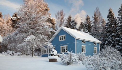 Selling a home this winter