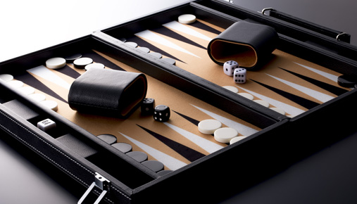 Classic board games: Enjoy the elegant beauty and fun of a luxury board game after a hard day of trading.