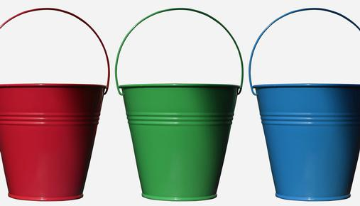Buckets: How to contribute to multiple retirement accounts with tax advantages