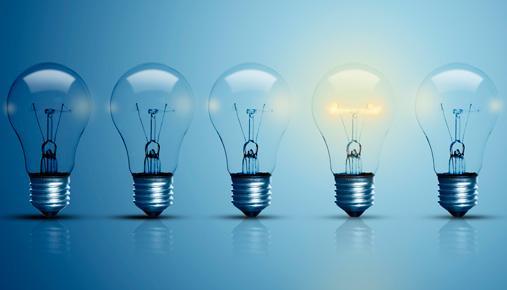 Light bulbs: 5 tax time options
