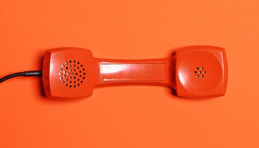 Phone: Joining corporate earnings calls
