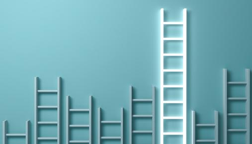 High ladder: Filing an extension for taxes
