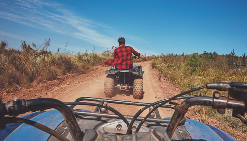 Four-wheeler: Pay cash or finance big-ticket items and invest the money?