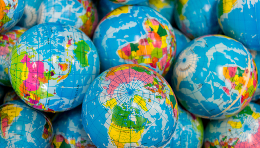 Globes: Foreign exchange, forex, FX, currencies ... and you