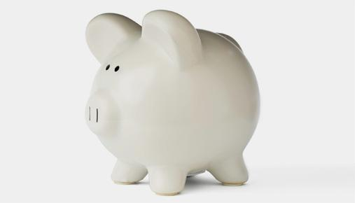 Piggy bank: Six tips to help save money