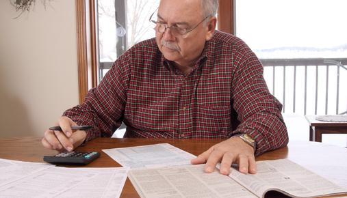 Tax preparation tips for retirement.