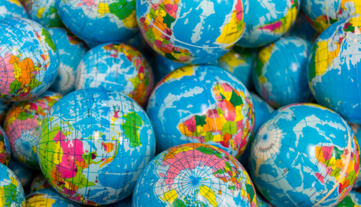Globes galore: A look at the MSCI EAFE Index and developed nations' stock markets performance versus the U.S.