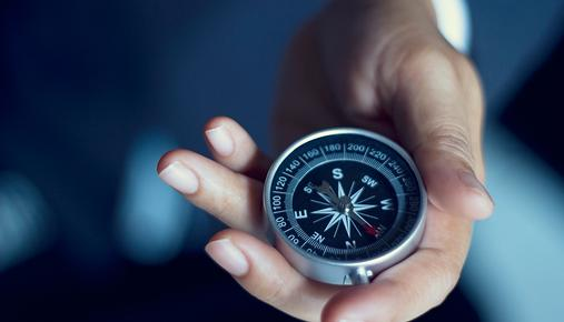 Compass-Staying on track with investment portfolio management