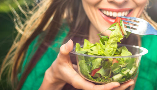 Healthy eating is one of the top millennial-driven investing trends