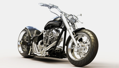 Nice ride: Customizing your own high-end hog or other motorcycle