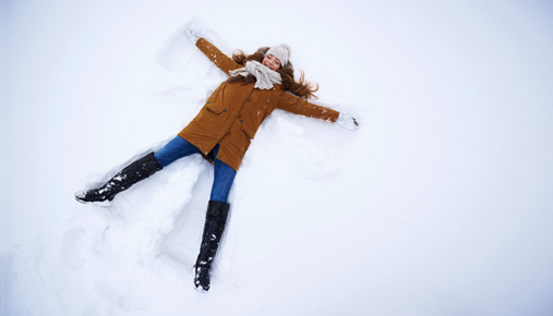 Snow angel: What investment opportunities might winter weather offer?