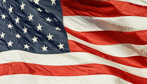 American flag: Could markets get choppy ahead of the presidential election on November 8?