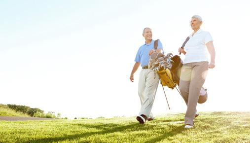 Sun and golf: Choosing the right retirement location for your golden years