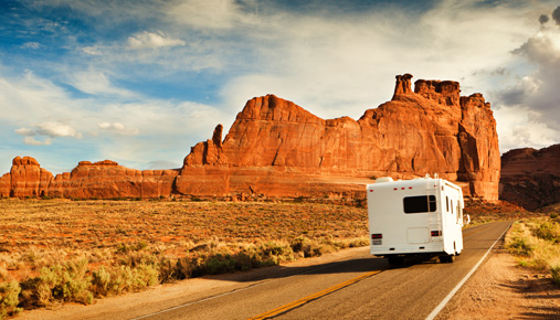 RV touring: Recreational vehicle sales and demographics are on the rise
