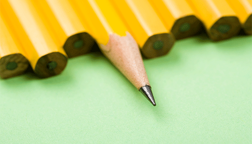 Stay as Sharp as a #2 Pencil: Tips for Continued Education