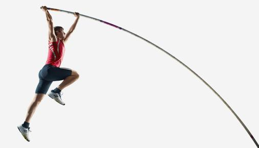 Pole vault: Earnings valuations may be high, but should you worry?