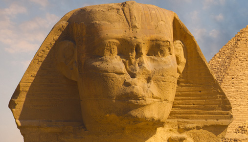 The Sphinx's missing nose: This week's volatility update and option strategy