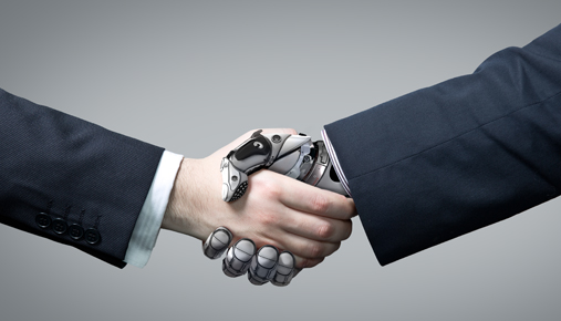 Human and robot: Most arbitrage opportunities have given way to computerized trading ... but synthetics are still relevant
