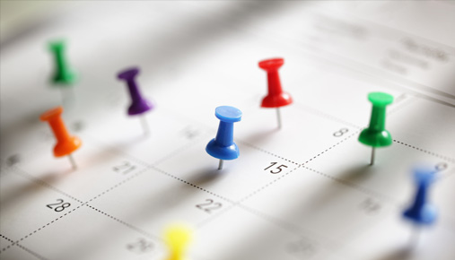 Pinning dates on a shifting calendar: Why tax deadlines are a little different this year