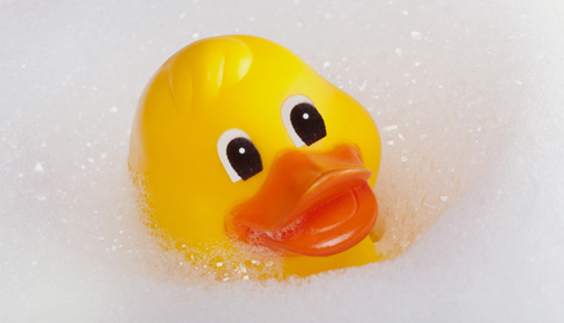Grab your rubber ducky: How to navigate the wash sale rule without taking a bath