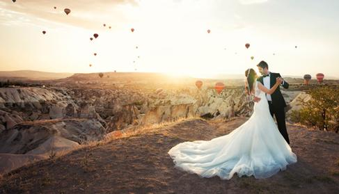 Splurge on a Dream Wedding ... or Pay Down Debt and Buy a House? Small