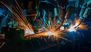 New Bells and Whistles in Manufacturing Ring up Near Record Output